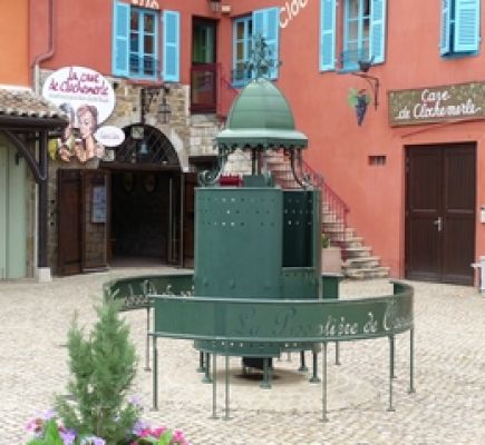 One-day Escapade in the Beaujolais area