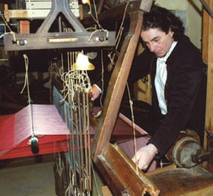 The story of silk through the traboules of Vieux-Lyon