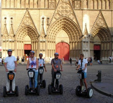 Discovery tour at the heart of Lyon by Segway®