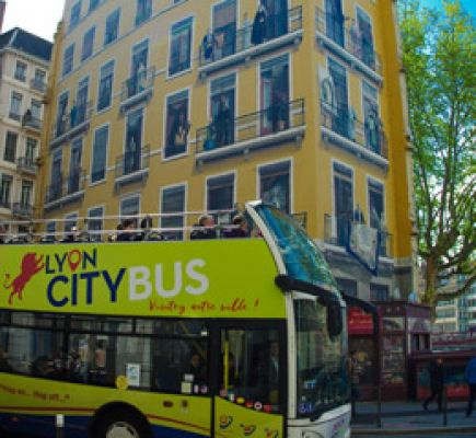 Lyon City Bus Hop On... Hop Off  2-day Pass