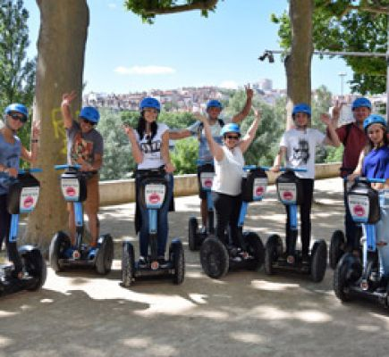 The best of Lyon by Segway®