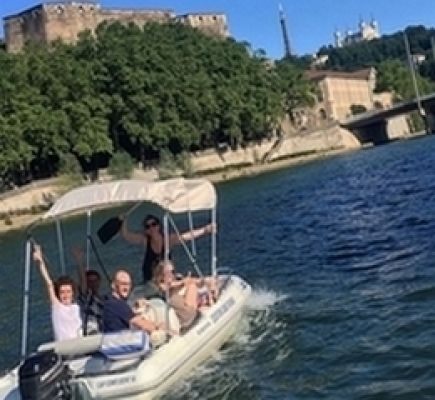 Boat rental with no permit - 2h