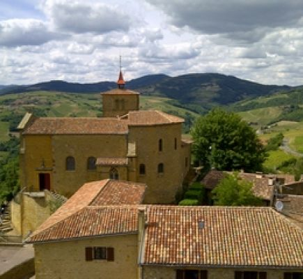 Golden Stone Beaujolais : the Tuscany Beaujolaise - Half day